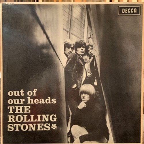 【LP】ROLLING STONES/Out Of Our Heads