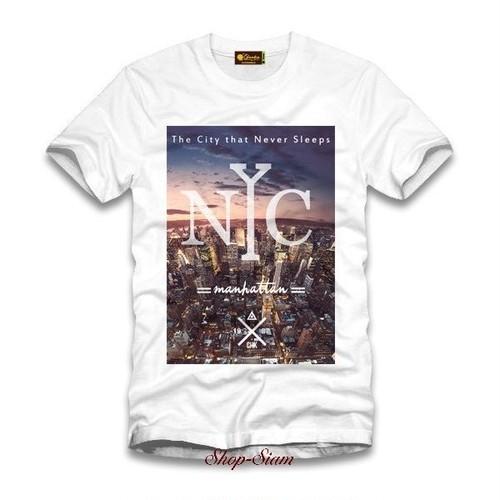 New York Art Printing T-Shirts