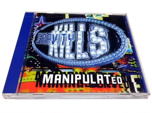 [USED] Gravity Kills - Manipulated (1997) [CD]