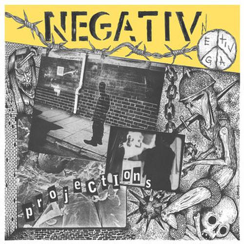 """NEGATIV - Projections 12"""""""