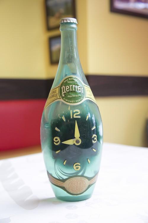 Horloge perrier ペリエ ゼンマイ式  壁掛け時計