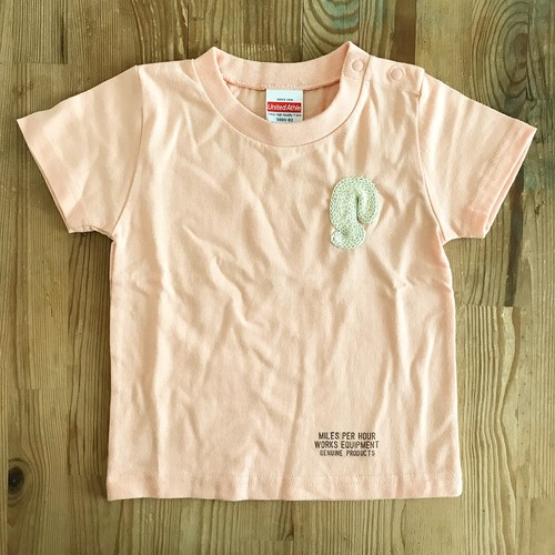 "Kids T-Shirts ChainStitch ""S"""