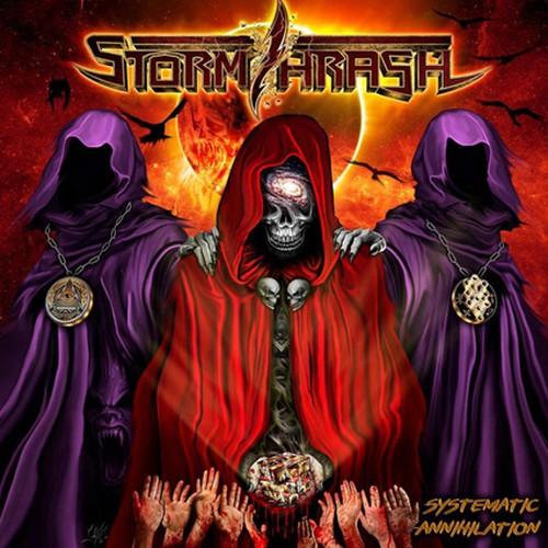 "STORMTHRASH ""Systematic Annihilation"""