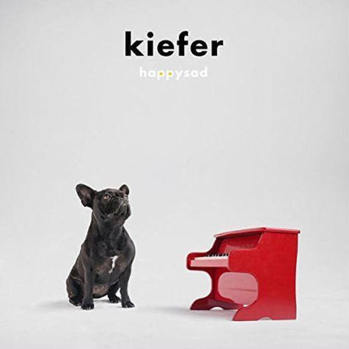 【CD】Kiefer - Happy Sad