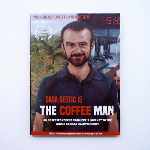 THE COFFEE MAN FILM 日本語字幕付DVD