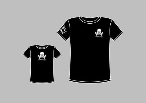 予約受付中 THIRTEEN DESIGNS サーティーンデザインズ TDLT-001 LifeTimeT-Shirt