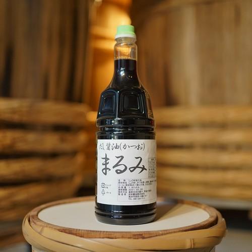 まるみ だし醤油(かつお) 1.8L