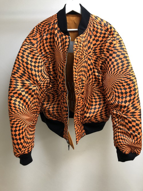 【More sale 30%OFF】L-2A Flight Jacket / ORANGE