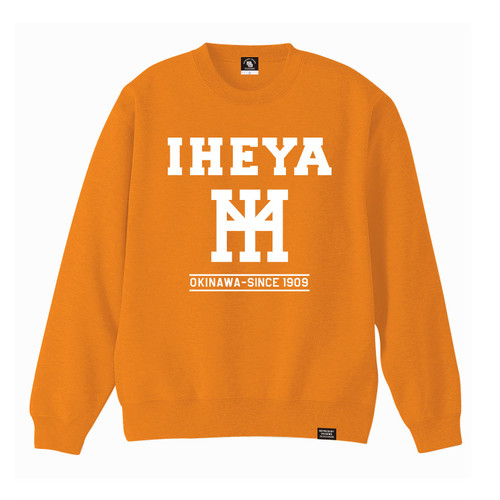 IHEYA VILLAGE CREW NECK SWEAT
