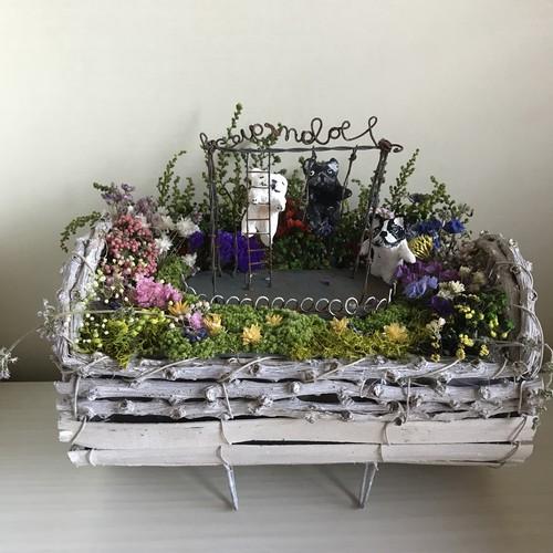 秘密の花園のブランコBUHI