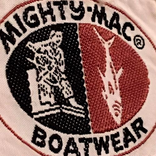 Vintage 60s MIGHTY-MAC Cotten Blouson