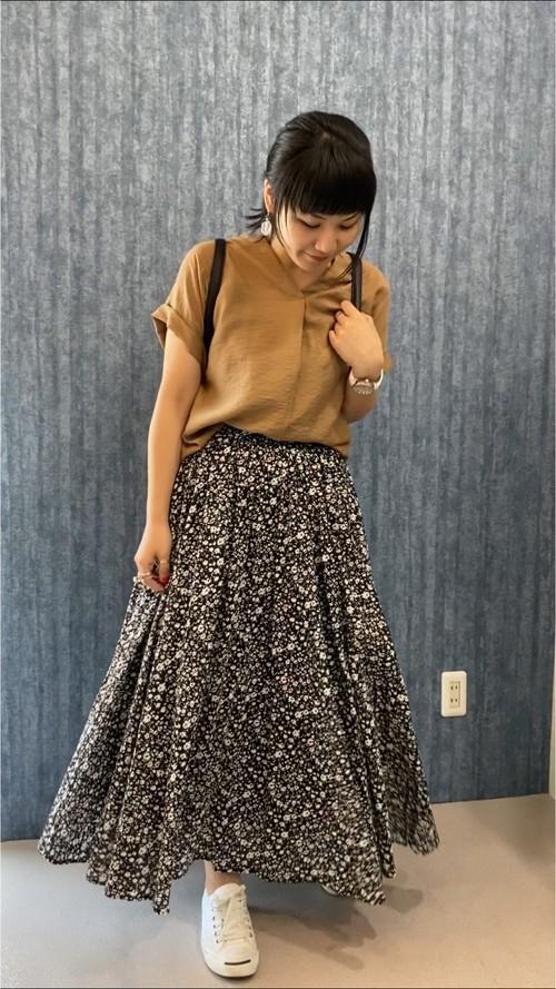 可愛さ×大人感Mixスカート