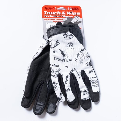 WH Touch&Wipe Technical Gloves