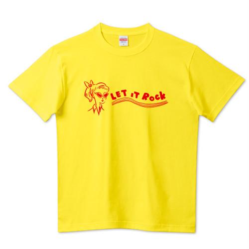LET IT ROCK-Tshirts/RedGirl