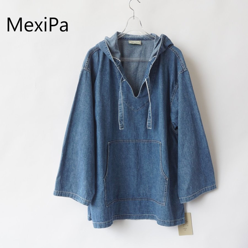 MexiPa/メキパ・Selvage Denim Mexican Parker