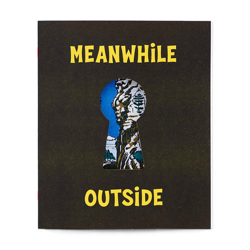 "BEHOLDER ""Meanwhie Outside"" Art Book"