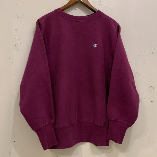 "90's ""Champion"" REVERSE WEAVE Sweat Shirts"