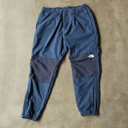 THE NORTH FACE PURPLE LABEL INDIGO MOUNTAIN WIND PANTS