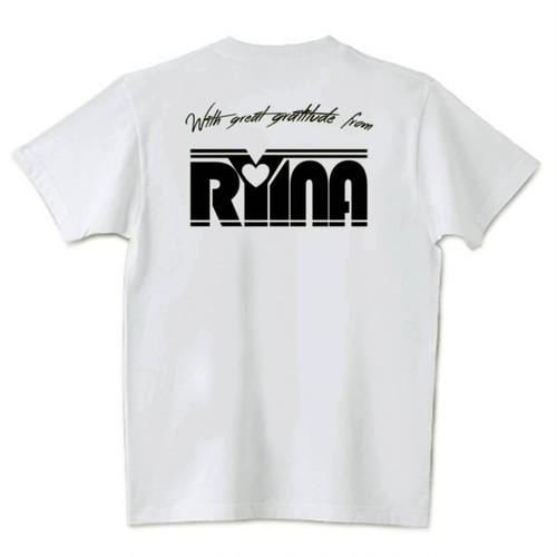 【残りわずか】RYINA オリジナルTシャツ