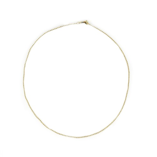 【GF1-21】18inch gold filled chain necklace