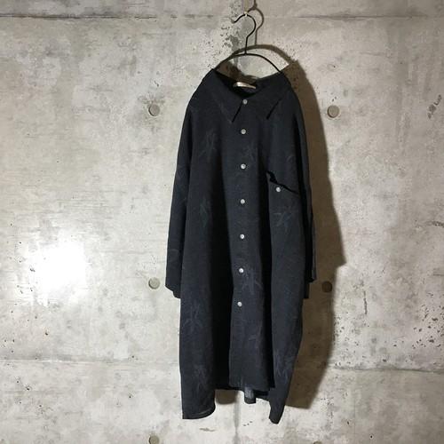 [used] hidden bamboo designed shirt