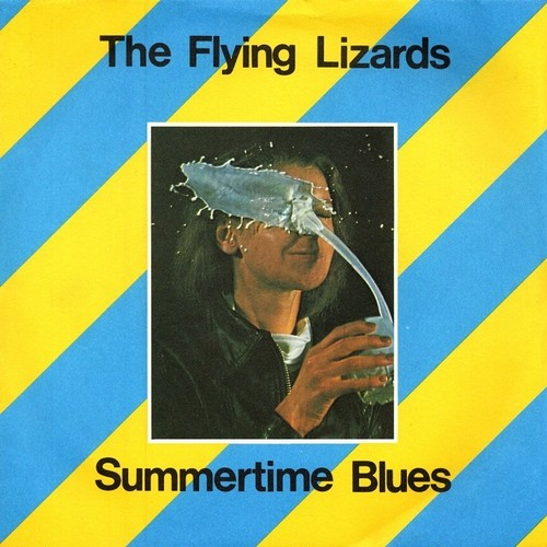 【7inch・英盤】The Flying Lizards / Summertime Blues