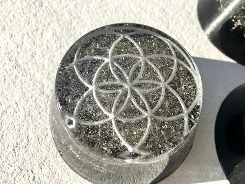 30.~図形の内なるエネルギー~ 【Power of earth Hokkaido】北海道 大地の力 オルゴナイト