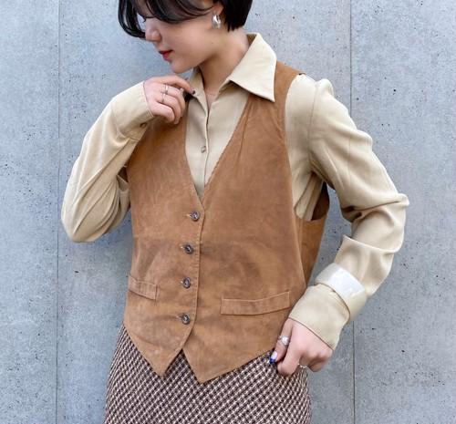 (PAL) suède vest