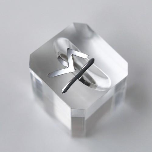 指輪 ティフィナグ ⵢ&ⵏ