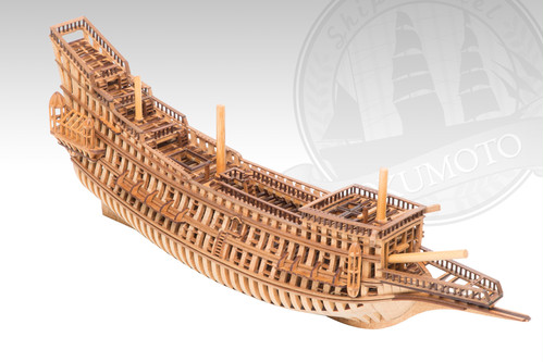 La couronne constructed model ship 1/123