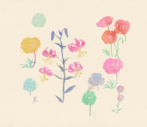 沙羅「小さな庭」 Small Gardenシリーズ(L−17)