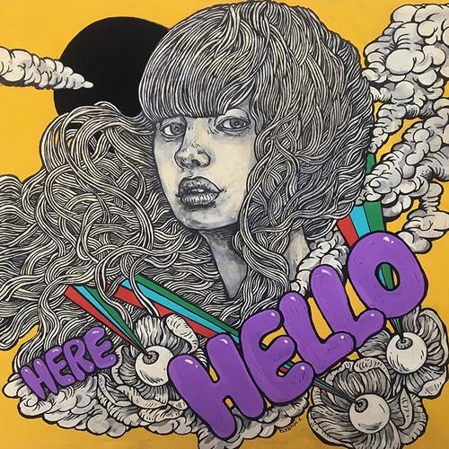 最新シングル「HELLO」