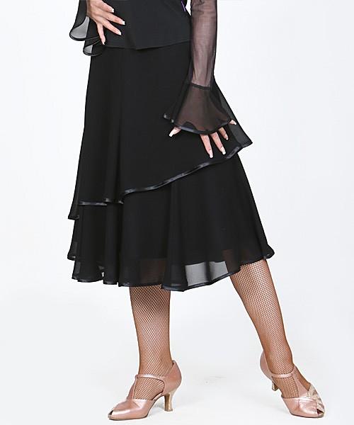 スカートNo.455 / ブラック