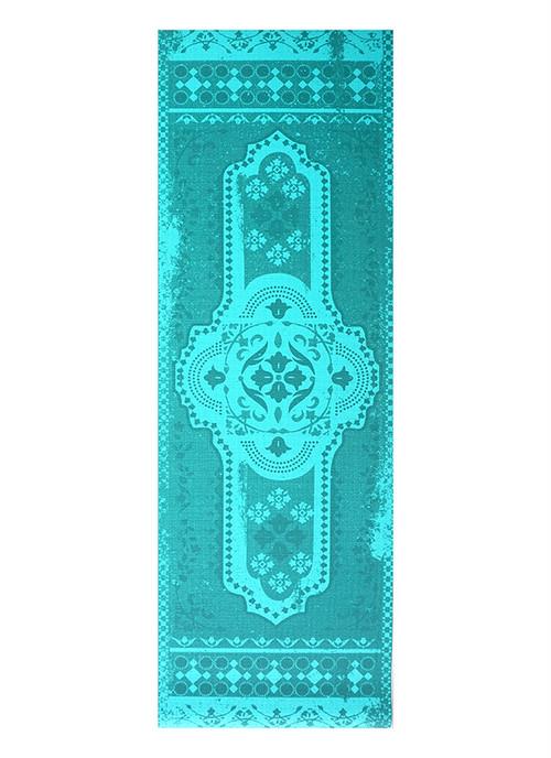 Yoga Mat - Turquoise