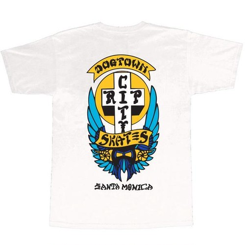 DOGTOWN × RIP CITY SKATES S/S Tee