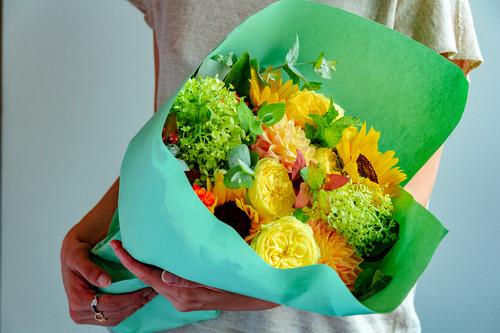 【追加オプション】大きな花束
