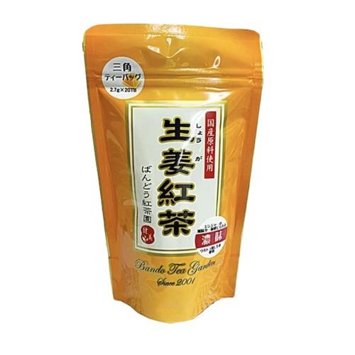 生姜紅茶 濃味