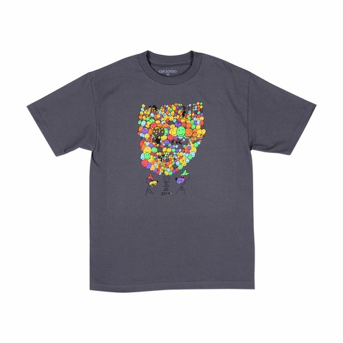 GX1000 Your Not Tee Charcoal L