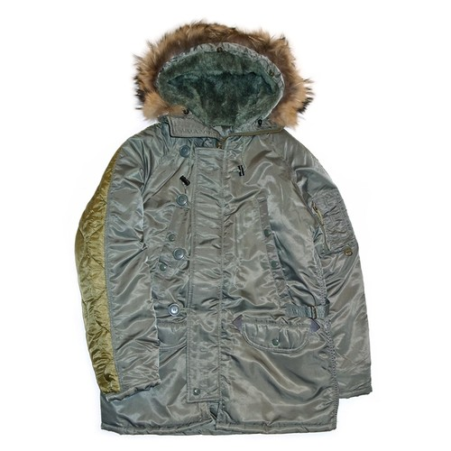 WCH N3-B MOD Night Trooper Jacket -Sage Green