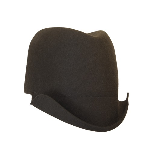 Ten gallon cap/brown