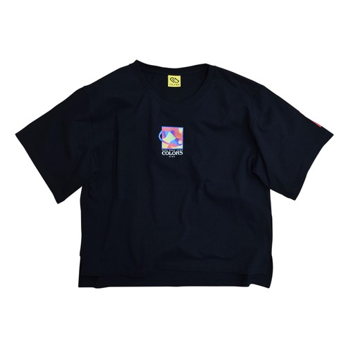 Colors BIG T-Shirts / Black