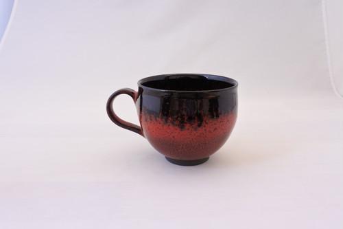 コーヒーカップ「黒炎」【A】