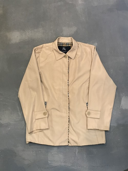 BURBERRY LONDON Sten-collar Blouson [2090]