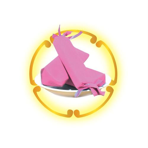 ピンク【単品1色】方角:西、南東 運勢:恋愛、愛情運、結婚運