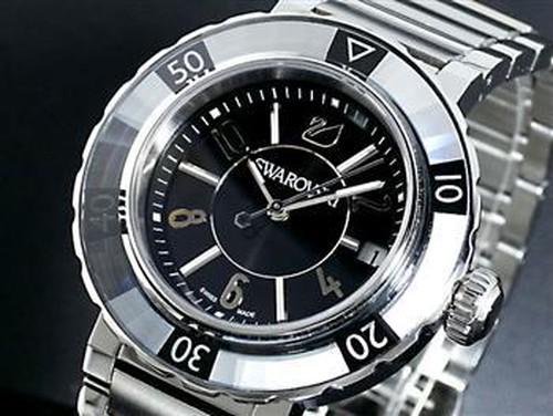 スワロフスキー SWAROVSKI クリスタル 腕時計 999982