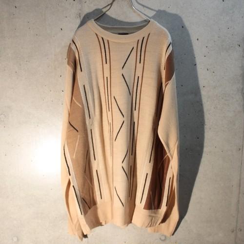 Acrylic Design Sweater