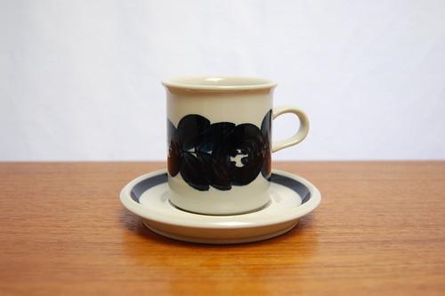 Anemone(アネモネ) コーヒーカップ&ソーサー【A】