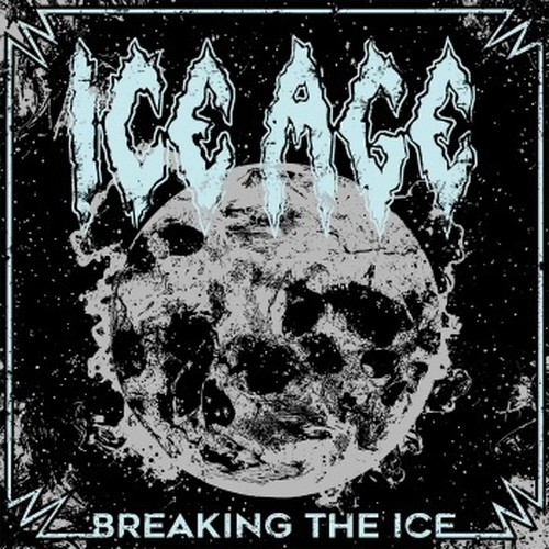 ICE AGE 『Breaking The Ice』 日本盤仕様