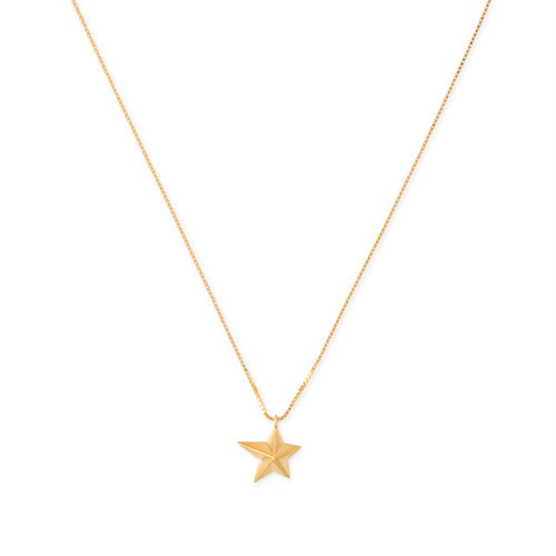 Star Stud Necklace