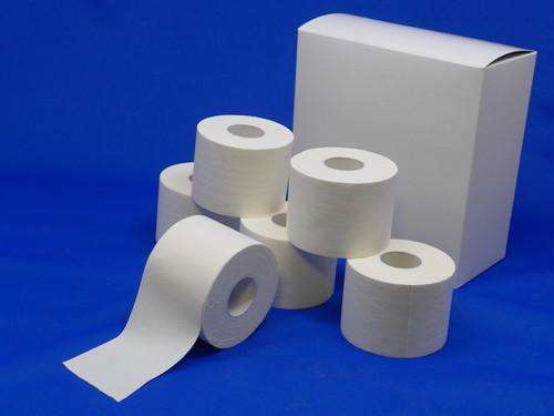 ホワイトテープ・5.0cm幅(6巻入り)